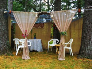 picture of a sukkah for sukkot